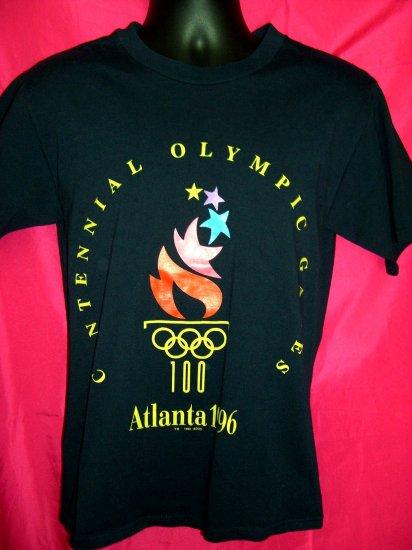 SOLD!  1996 Olympics Atlanta Georgia Size SMALL or MEDIUM T-Shirt
