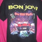 2001 BON JOVI ~ One Wild Night ~ Medium T-Shirt