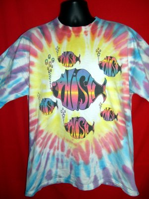 Vintage Phish T Shirts 6