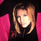 "Barbra Streisand ""1994 The Concert""  Black Small or Medium T-Shirt"