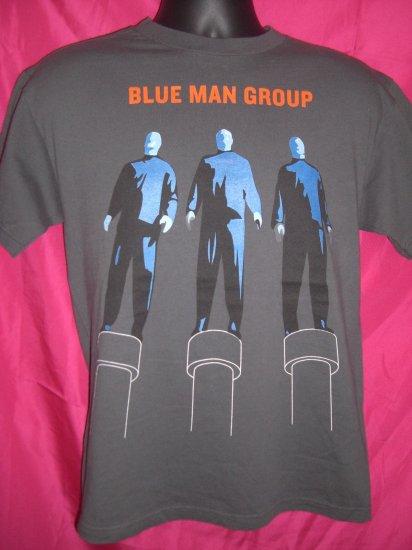 SOLD! Early Blue Man Group Complex Tour Medium T-Shirt