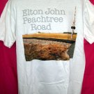 Elton John Concert Tour ~ Peach Tree Road Large T-Shirt.