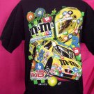 NASCAR M&Ms Racing Team Size XL T-Shirt 2002