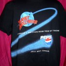 Vintage 1991 Promo Pepsi Planet Hollywood XL T-Shirt