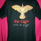 Rare 1996 Promo THE CROW City of Angles Black Size XL T-Shirt