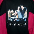 "Vintage TV's ""FRIENDS"" T-Shirt Large Near MINT! 1995"
