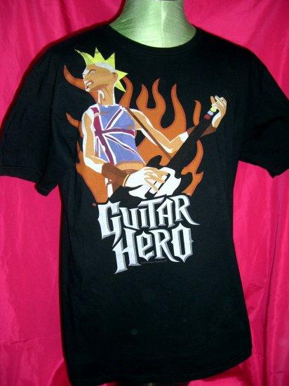 Guitar Hero Large T-Shirt