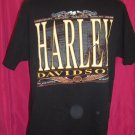Vintage 1992 Harley Davidson Large or XL T-Shirt Fern Park Florida Dealer