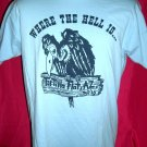 Vintage Where The Hell Is Tortilla Flats AZ Large T-Shirt 50/50