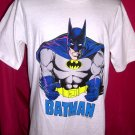 Rare Vintage 1989 BATMAN Size Large T-Shirt DC Comics