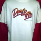 1998 Movie Promo DANCE WITH ME Large T-Shirt