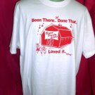 Barn Dance 2000 XL T-Shirt ~ Been There Done That Loved It Uff-da