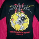 The Metallica Club Large T-Shirt 1993-2008