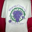 Door Peninsula Winery XL or XXL Funny Wine T-Shirt
