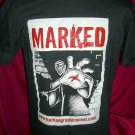 Marked Size Medium T-Shirt from MARKED GRAPHIC NOVEL