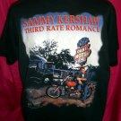 Vintage 1994 Third Rate Romance XL T-Shirt Sammy Kershaw Feelin' Good Train