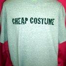 Halloween Size XL T-Shirt CHEAP COSTUME