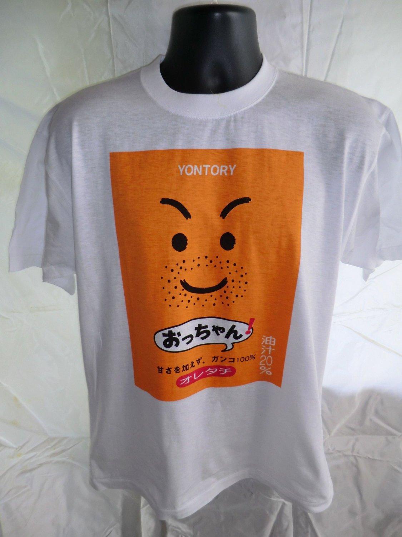 Unique T-Shirt Japan?!  YONTORY Size Large