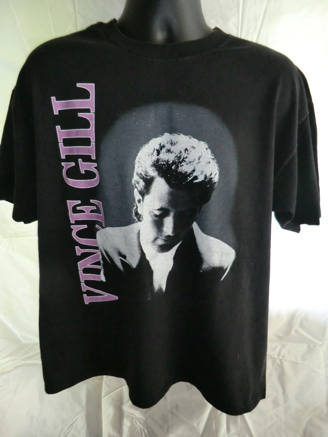 Vintage VINCE GILL 1994 I Still Believe In You Concert Tour T-Shirt Size XL