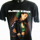 ALICIA KEYS T-Shirt 2002 Concert Tour Size Medium