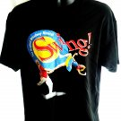 Rare Broadway Musical SWING T-Shirt Size Large
