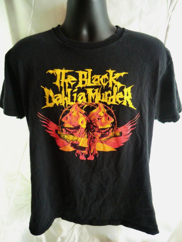 Black Dahlia Murder Band T-Shirt Size Large