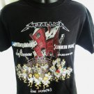 METALLICA Tour The Inmates 2003 T-Shirt Size MEDIUM