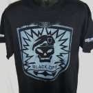 Call of Duty Black OPS Promo T-Shirt Size Large