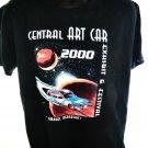 Central ART CAR Omaha Nebraska Vintage 2000 T-Shirt Size Large