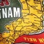 SOLD! Vintage 1986 Vietnam T-Shirt  I�ve Spent My Time In Hell Size Large XL