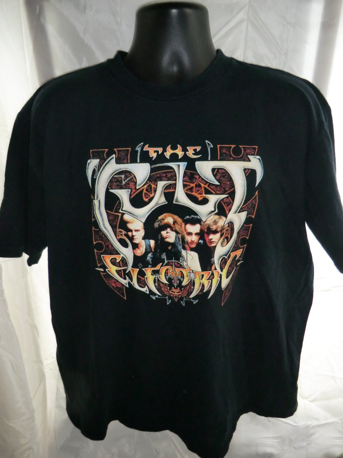 SOLD! The CULT ELECTRIC T-Shirt Size XL