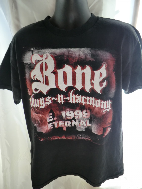 HOLD! Bone Thugs In Harmony 2010 Tour T-Shirt Size Large