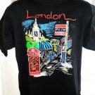 London England UK  T-Shirt Size Large
