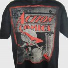 Cool Action Comics T-Shirt Size Large XL