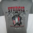 2007 STURGIS Black Hills Rally T-Shirt Size Medium