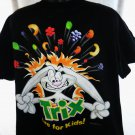 Vintage TRIX ARE FOR KIDS XL T-Shirt 1996 General Mills