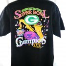 1997 GREEN BAY PACKERS Champions T-Shirt Size XL