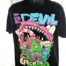 Wild Graffiti Graphics  THE DEVIL WEARS PRADA Band T-Shirt Size Large