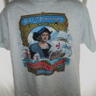 Discovery of America 1492-1992 T-Shirt Size XL Christoper Columbus