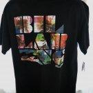 NEW Billabong Black T-Shirt Size XL