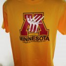 University of Minnesota Synchronized Skating Team T-Shirt Size Medium