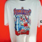 Vintage Detroit Red Wings 1997/1998 Stanley Cup Champions T-Shirt Size XXL