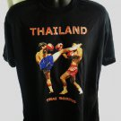 Thailand / Thai Boxing T-Shirt Size XL