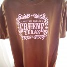 Genuine Article GRUENE Texas T-Shirt Size Large