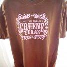Genuine Article GRUENE Texas T-Shirt Size Large