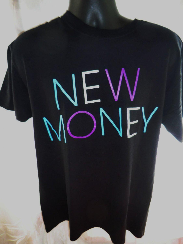 SOLD! Rocksmith NEW MONEY New York T-Shirt Size Large