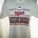 Vintage 1991 Minnesota Twins T-Shirt Size Medium