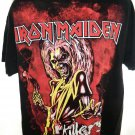 IRON MAIDEN KILLERS T-Shirt Size XL