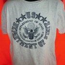 America's DEPARTMENT OF STATE T-Shirt Size Large