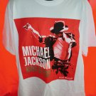 Michael Jackson King of Pop Memorial T-Shirt Size XL